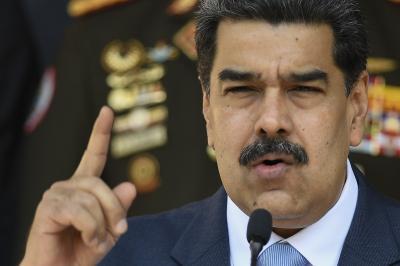 Maduro ordena que embaixadora da União Europeia na Venezuela deixe o país