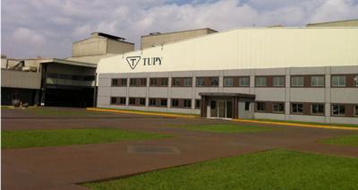 Tupy tem prejuízo de R$ 207 milhões no primeiro...