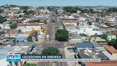 Conselho de Saúde recomenda 'lockdown' à Prefeitura de Ribeirão Preto para reduzir avanço da Covid-19