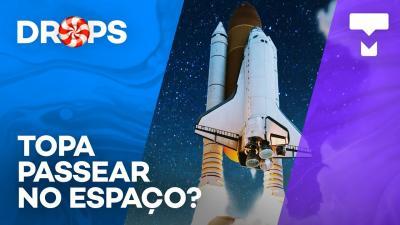 Rússia quer turistas para passear no espaço