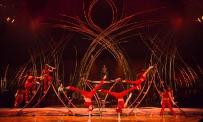 Após demitir 4.600 funcionários, Cirque du Soleil abre pedido de recuperação judicial para evitar falência