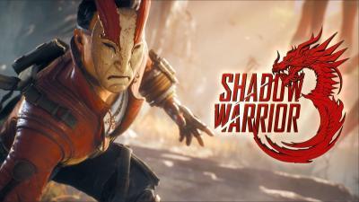 Shadow Warrior 3 é anunciado