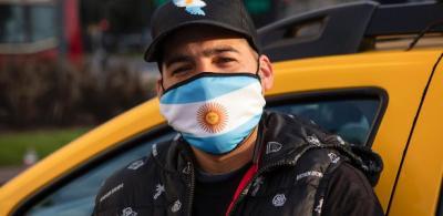 Argentina registra recorde de 75 mortes por covid-19 em um único dia