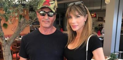 Stallone completa 74 anos e mulher se declara: 'amor da minha vida'
