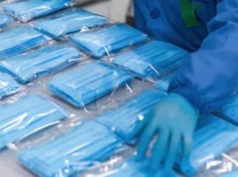 Brasil recebeu 10 toneladas de material de saúde dos Emirados Árabes