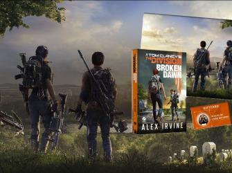 """Ubisoft lança livro da série """"The Division"""" no Brasil"""