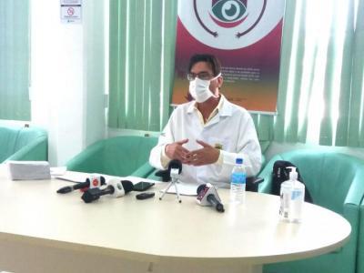 Estado de saúde de Fornari é grave, diz hospital