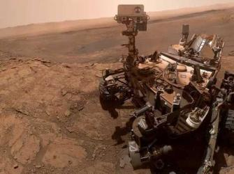 NASA usará sondas espaciais de IA para procurar vida em Marte