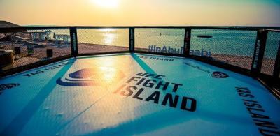 Ilha da luta: UFC viaja até uma ilha artificial para realizar quatro eventos com força total em meio à pandemia