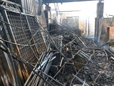 Incêndio em prédio da Saúde destrói cerca de 1,5 mil testes para Covid-19 em Botucatu