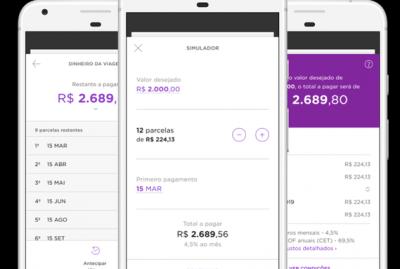 Você no controle: Empréstimo Nubank oferece até 24 meses para pagar
