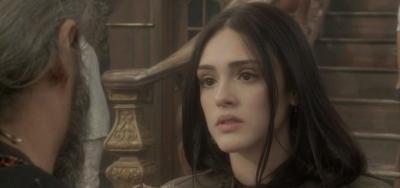 Em Novo Mundo, Anna desiste de liberdade para lutar por Joaquim: 'Eu não vou fugir'