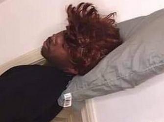 Quando você cai no sono em qualquer lugar