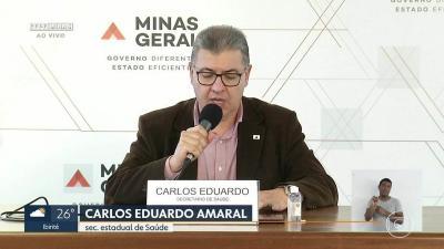 Governo de MG agora fala em 'platô' em vez de pico, ao prever aumento de casos de coronavírus nos próximos dias
