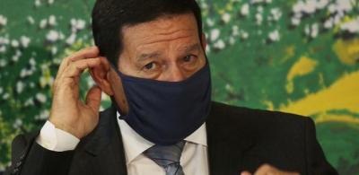 Gilmar 'forçou a barra' e 'ultrapassou limite' da crítica, diz Mourão