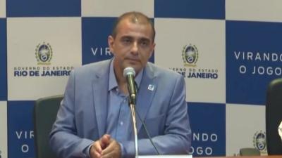 PGR pede ao STJ a soltura de Edmar Santos, ex-secretário de Saúde do RJ