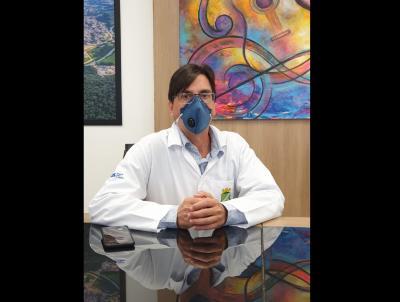 Confira o estado de saúde do secretário Humberto Fornari, internado na UTI com Covid-19