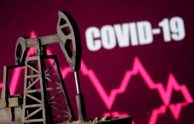 Petróleo cai com disparada em casos de Covid-19 e tensão EUA-China