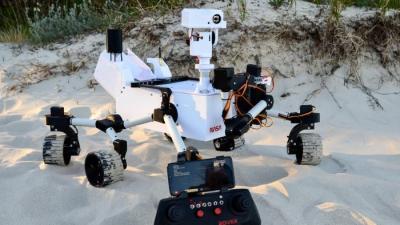 Você pode construir seu próprio rover Curiosity; saiba como!