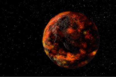 Lua teve oceano de magma por cerca de 200 milhões de anos