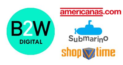 B2W Digital abre 414 novas vagas de EMPREGO no Brasil
