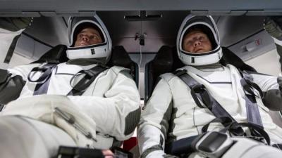 AO VIVO   Acompanhe a volta dos astronautas da NASA a bordo da nave Crew Dragon