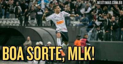 Pedrinho publica vídeo emocionante para se despedir da torcida do Corinthians; confira
