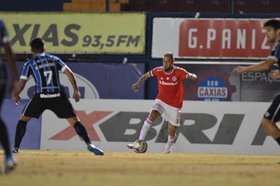 D'Alessandro é suspenso por dois jogos no Gauchão e vira baixa no Gre-Nal