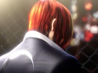 Primeiro trailer do novo filme animado de The King of Fighters
