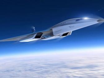 Virgin Galactic avança com projeto para um avião supersónico de passageiros