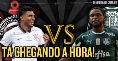 As novidades de Corinthians x Palmeiras: 'éee quarta-feira' #RMT 6