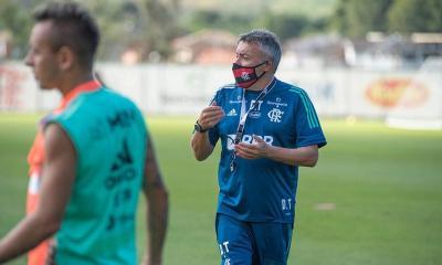 Flamengo: Dome abre mão do 'Mister' e exibe perfil menos vaidoso que Jorge Jesus