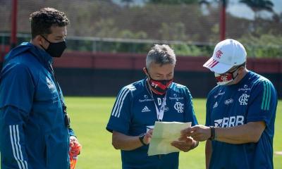 Domènec apresenta ao Flamengo ideias de Guardiola e reforça intensidade do time