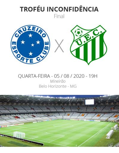 Cruzeiro x Uberlândia: veja onde assistir, escalações, desfalques e arbitragem