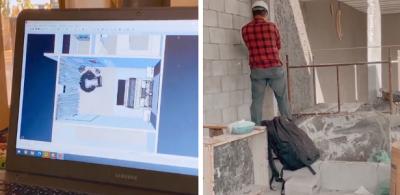 Carol Nakamura mostra projeto de mansão de R$ 2 milhões: 'Sonho em prática'