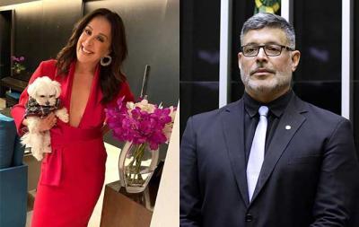 Claudia Raia sobre separação de Alexandre Frota: 'Joguei as coisas dele na Lagoa'
