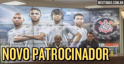 Corinthians mantém exclusividade e expande parceria com o Pro Evolution Soccer para camisa