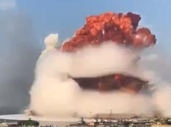 Nitrato de amónio causou a mega explosão em Beirute, qual é o seu perigo?