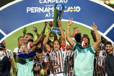 Salgueiro leva primeiro título para o interior; veja a lista com todos os campeões pernambucanos