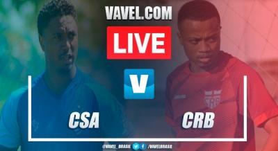 CSA x CRB AO VIVO (0-0)