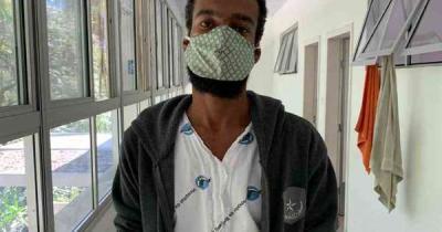 Há razões para acreditar: morador de rua é acolhido em hospital de BH e vê a vida se transformar