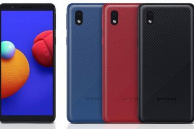 Tecnologia: smartphone de baixo custo, Samsung apresenta novo Galaxy A01 Core no Brasil