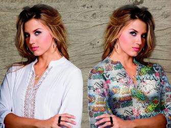 Para salvar a moda, é sempre hora de uma blusa feminina