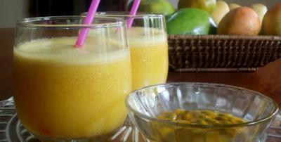 Descubra as vantagens que o suco de maracujá traz para a sua saúde