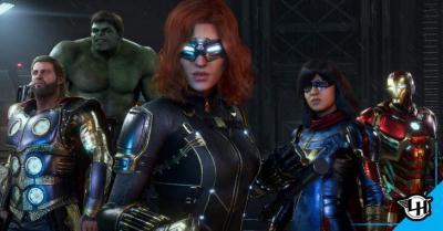 Marvel's Avengers: Revelados detalhes para a versão do jogo no PC