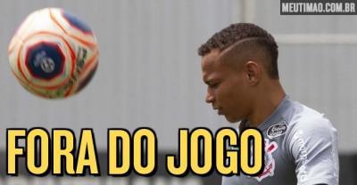 Corinthians deixa Janderson fora de viagem a Porto Alegre e deve emprestar o jogador