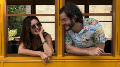 """""""Representa uma ligação"""", diz Fátima Bernardes sobre uso de aliança com Túlio Gadêlha"""