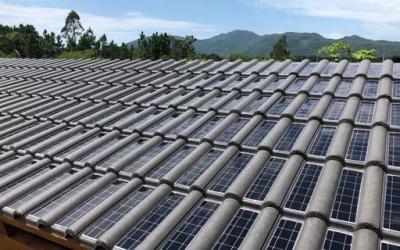 Eternit recebe aprovação para produzir telha que capta energia solar no Brasil