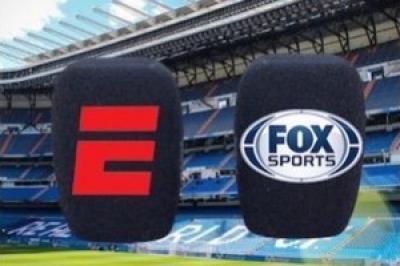 ESPN e Fox Sports usarão novo microfone e uniforme com logo dos dois canais
