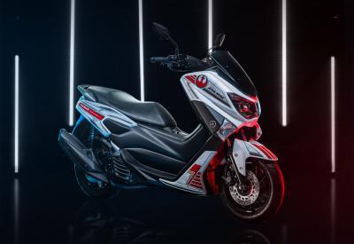 Yamaha lança série limitada NMAX 160 ABS Star Wars